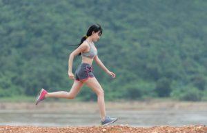 Pulsmesser-joggen