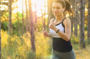 Pulsuhr-joggen