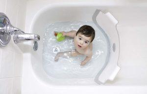 Badewannentrenner für Babys