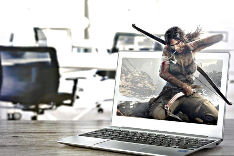 Laptops Zum Spielen