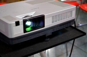 LED Projektor mini