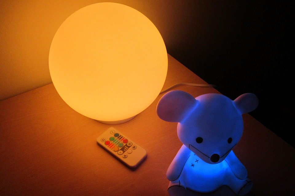 Nachtlicht Maus für Kinder
