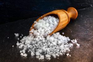 Salzflocken