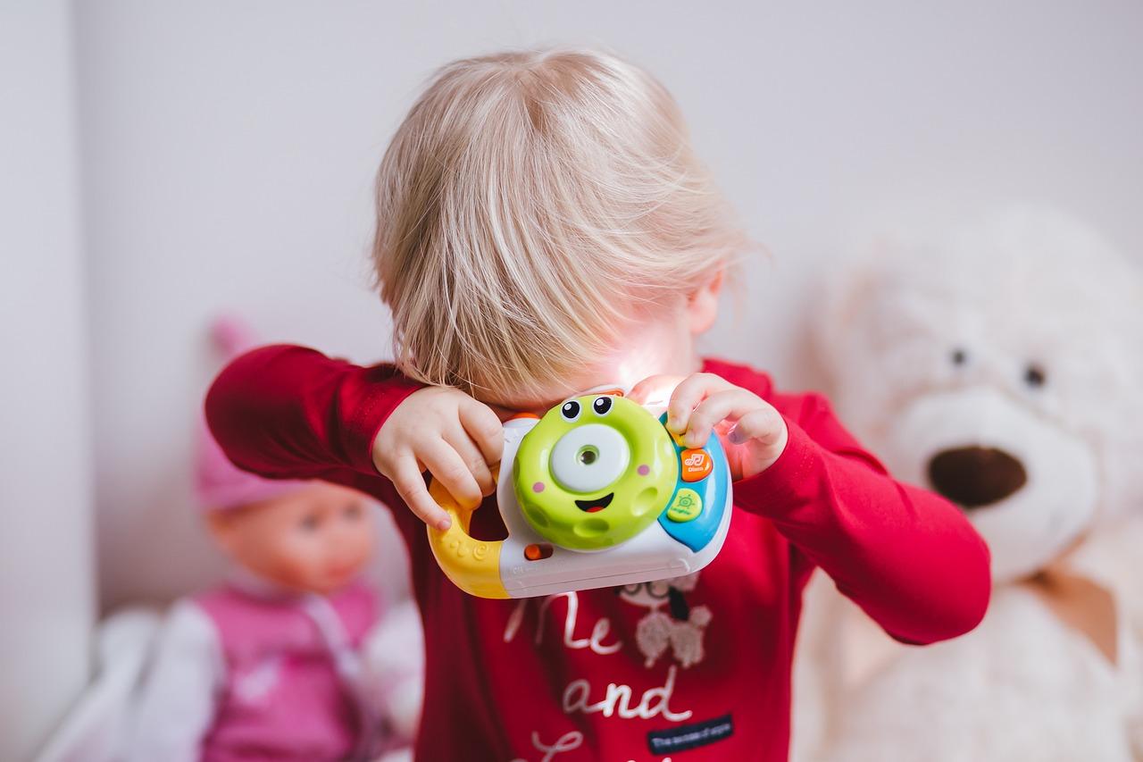 Digitalkamera für Kinder