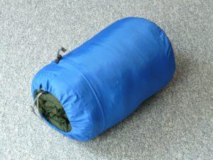 Leinenschlafsack