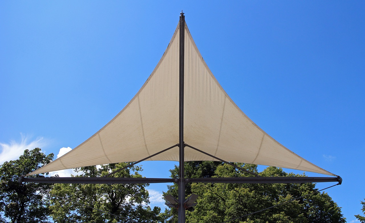 Sonnensegel 5×3 m