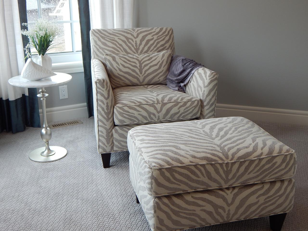 Stuhlhusse für Schwingstuhl