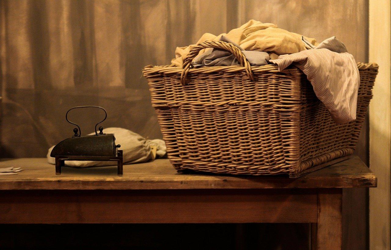 Wäschesortierer 4 Fächer
