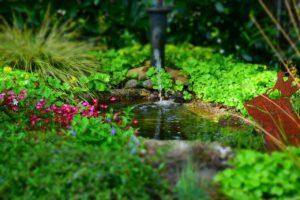 Wasserzapfsäulen Edelstahl für Garten