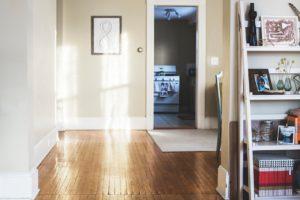 Saubere Wohnung