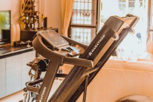 stilles Laufband für Sportübungen