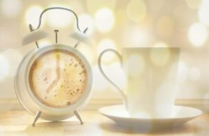 Wecker ohne Strahlung und dafür mit Koffein