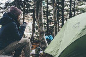 Outdoor Matratzenbezug ist für draußen perfekt geeignet