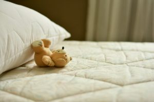 Matratze ohne Outdoor Matratzenbezug