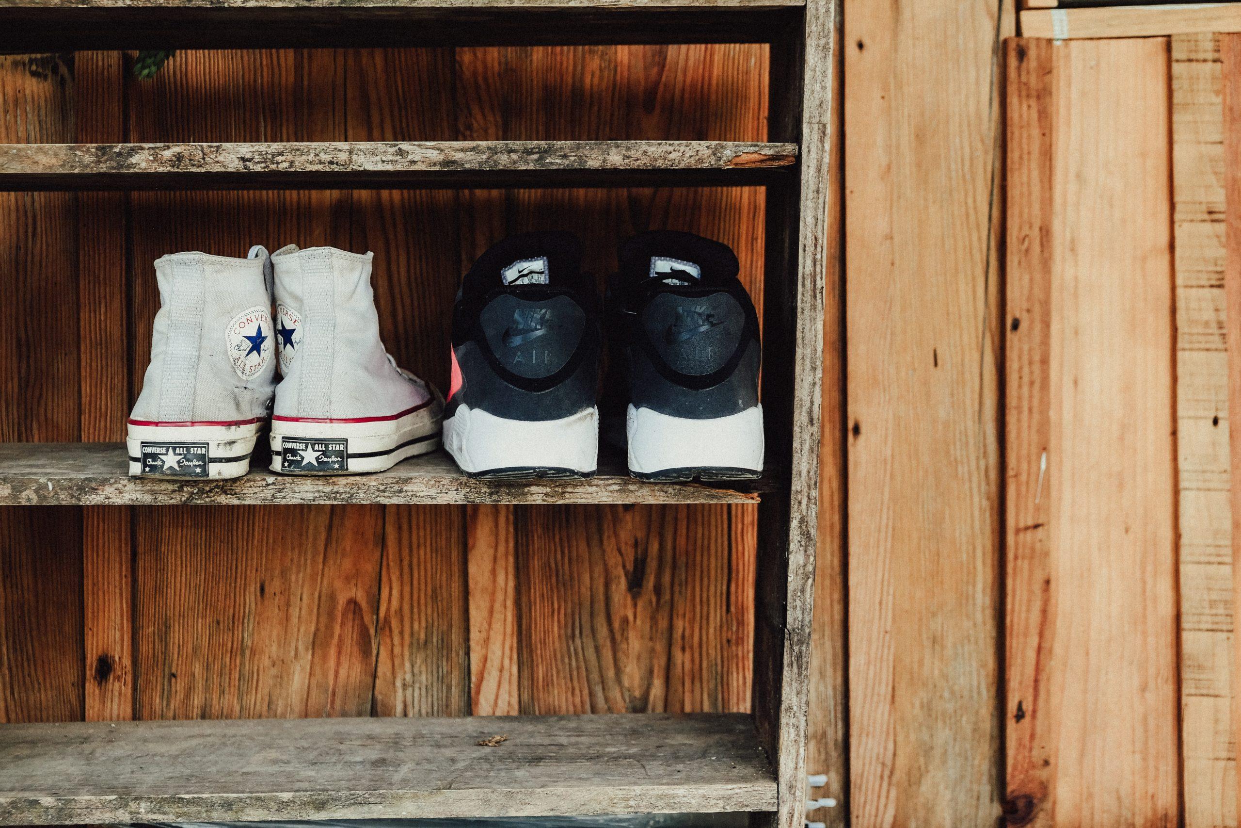 outdoor Schuhregal für draußen
