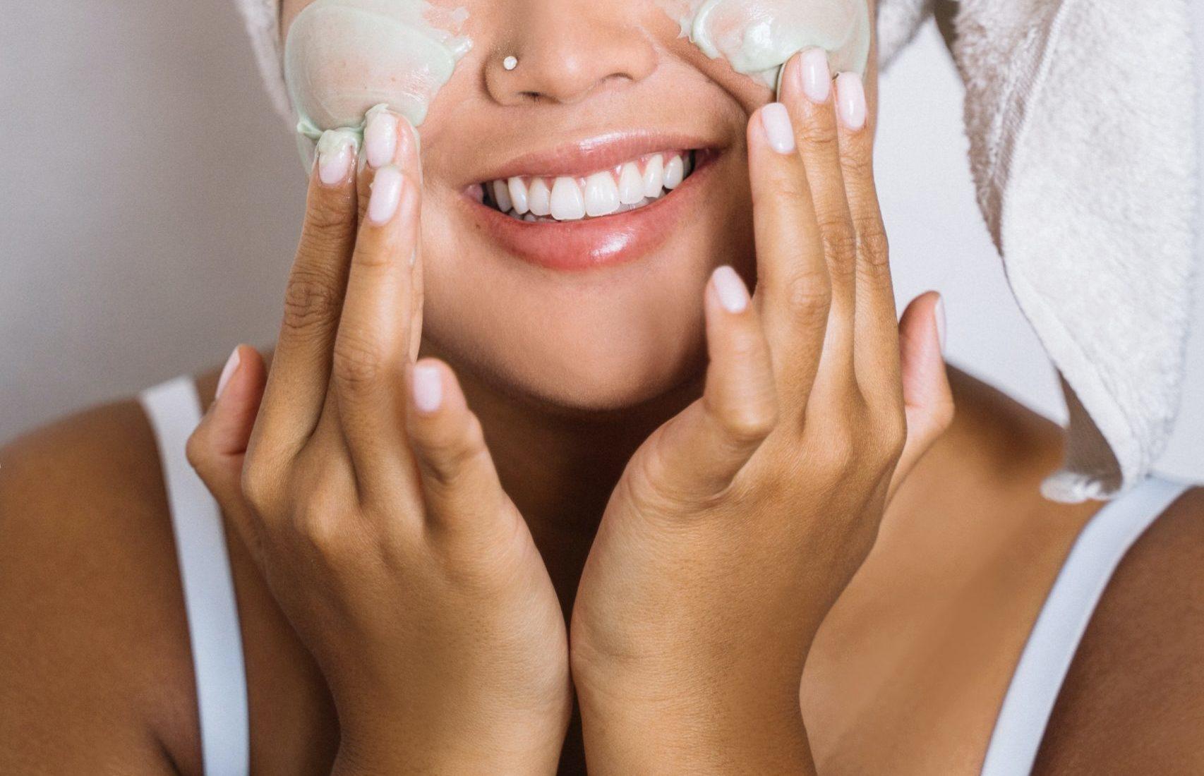 Skin Scrubber Vorbereitung